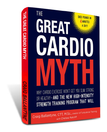 Great Cardio Myth - Order Today