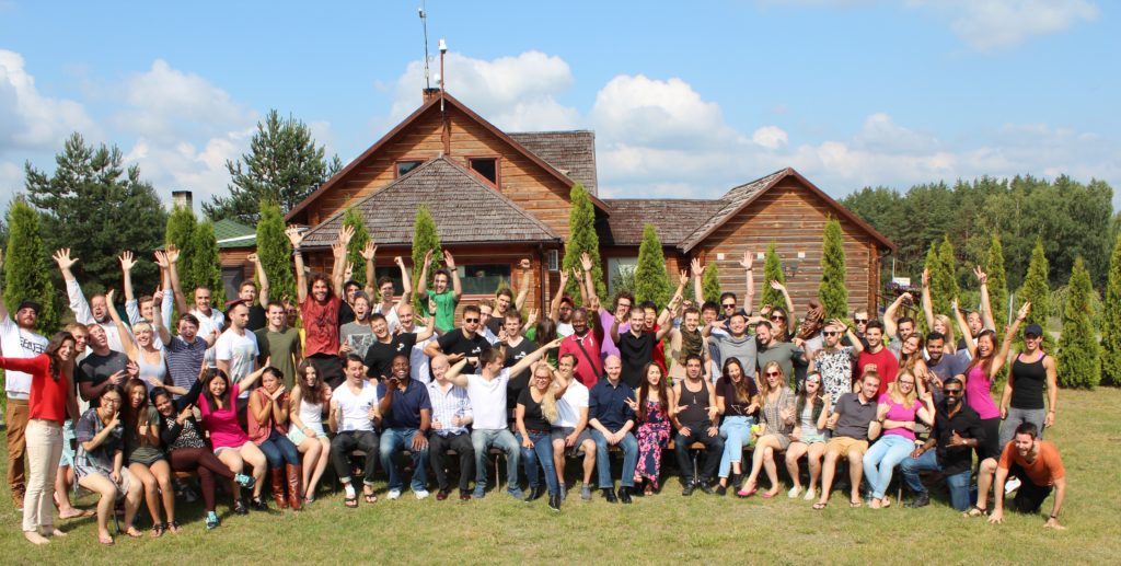 9th Annual Sovereign Academy Entrepreneurship Camp