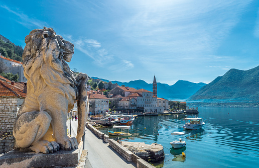 Holiday in South Africa and Montenegro