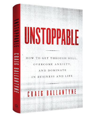 Be Unstoppable Book