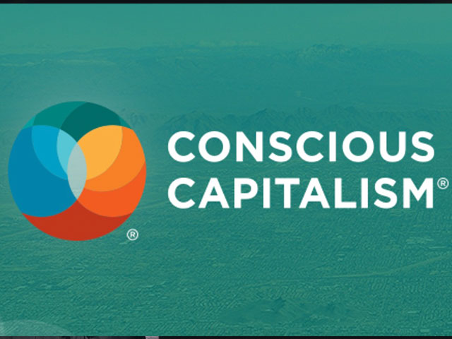 Speaking at Conscious Capitalism