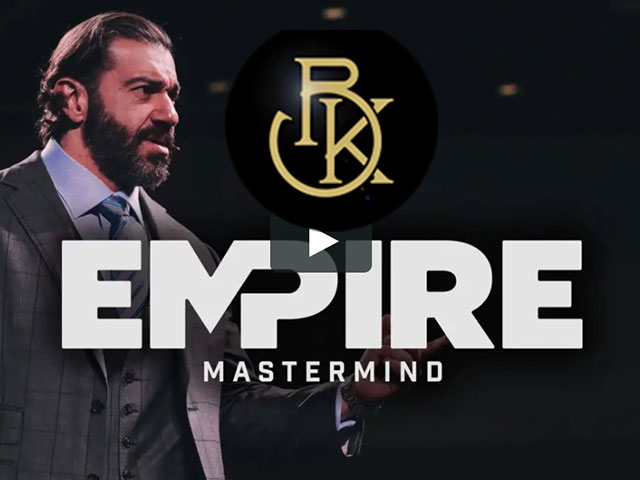Empire Mastermind with Cameron Herold and Drew Canole